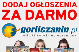 serwis ogłoszeniowy gorliczanin.pl